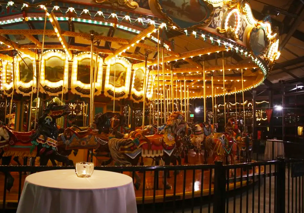 CAROUSEL *Temporarily Unavailable Due to COVID*